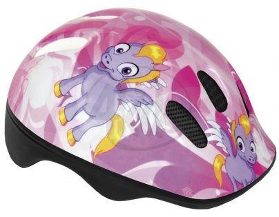 Spokey Dětská cyklistická přilba Pony