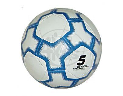 Spokey Fotbalový míč Cball Modro bílý