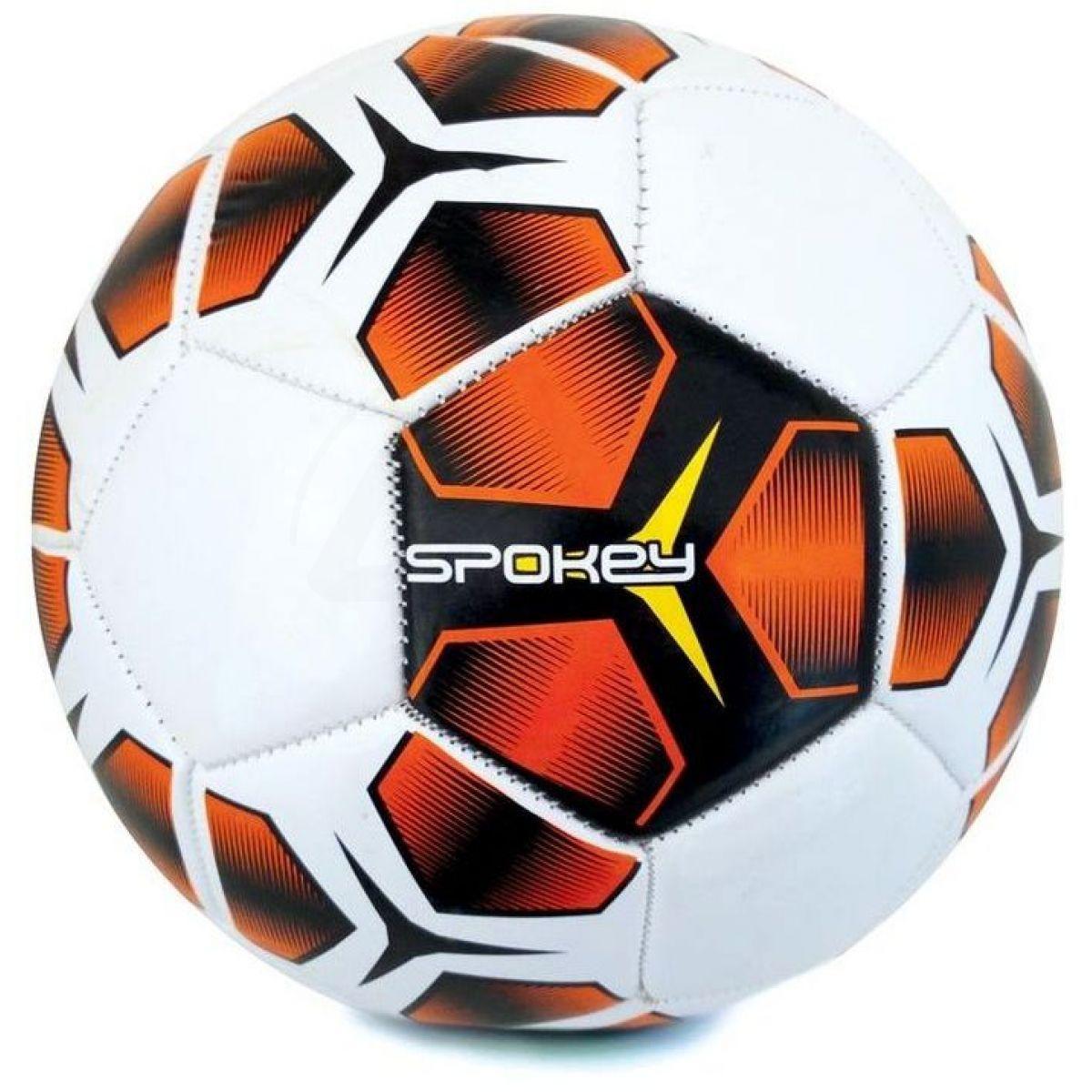Spokey Haste fotbalový míč velikost 5 červenočerný