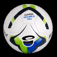 Spokey Junior Trainer Fotbalový míč zelenomodrý