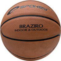 Spokey Míč na košíkovou Braziro hnědý 7