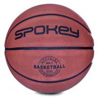 Spokey Míč na košíkovou Braziro II hnědý 7