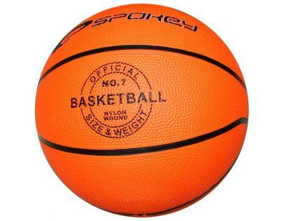 Spokey Míč na košíkovou CROSS 7