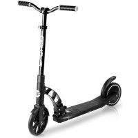 Spokey Mobius Elektrická koloběžka černá kolečka 8' do 100 kg nožní ovládání - Poškozený obal