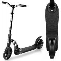 Spokey Mobius Elektrická koloběžka černá kolečka 8' do 100 kg nožní ovládání