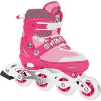 Spokey My Little Pony Kolieskové korčule ružové ABEC7 Carbon vel. 33-37