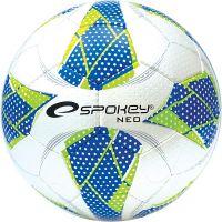 Spokey Neo Futsal II Míč na halový fotbal Modrý vzor č.4