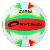 Spokey Paradize II Volejbalový míč bílozelený 837392