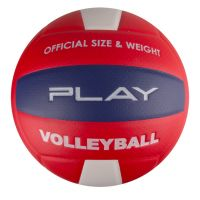 Spokey Play II Volejbalový míč červený 837404