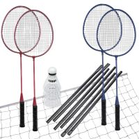 Spokey Sada na badminton Fun Start 4 Rakety Síť Míčky
