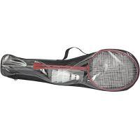Spokey Sada na badminton Fun Start 4 Rakety Síť Míčky 3