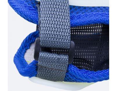 Spokey Sentinel 3-dílná sada dětských chráničů modré velikost L