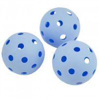 Spokey Turn Florbalové míčky 3 ks modré