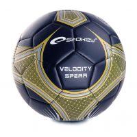 Spokey Velocity Spear fotbalový míč velikost 5 černozlatý