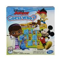 Společenská hra Hádej kdo? Disney Junior (A5881)