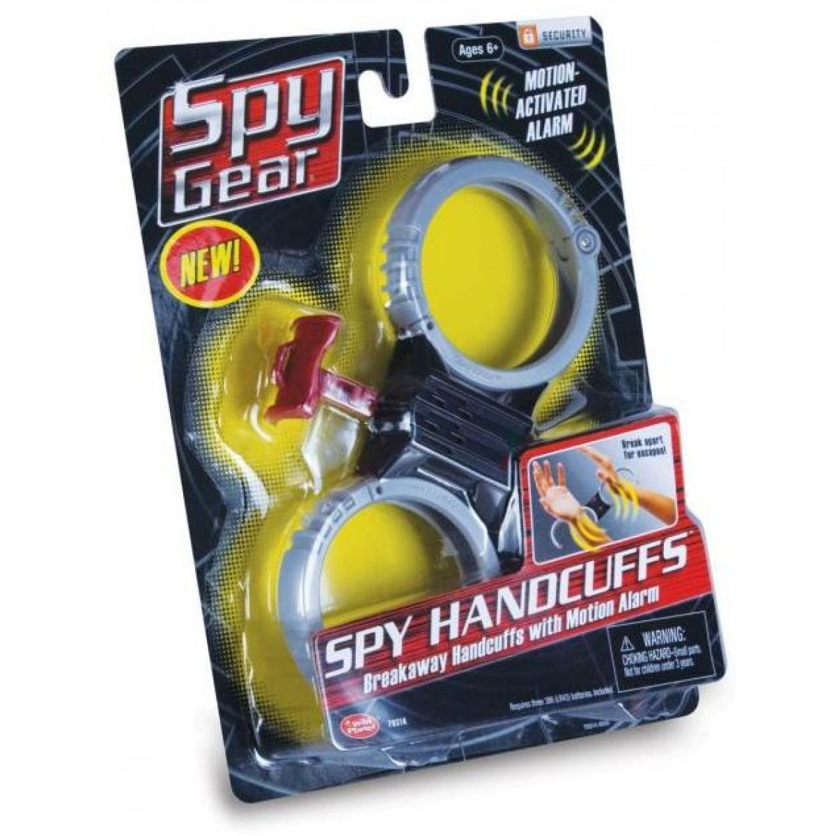 Spy Gear Pouta