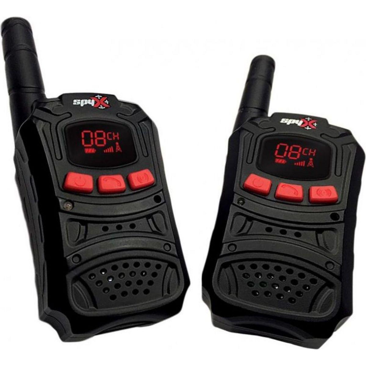 EPline SpyX Vysílačky