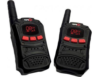 SpyX Vysílačky