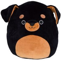 Squishmallows Rotvajler Mateo