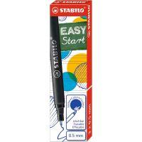 Stabilo Easyoriginal náplň M (0,5 mm) modrá 3 ks 3