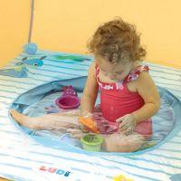 Ludi Stan pro děti s bazénem anti-UV Express 4