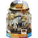 Hasbro Star Wars akční figurky 2ks - Ezra Bridger a Kanan Jarrus 2