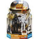 Hasbro Star Wars akční figurky 2ks - Tie pilot a Stormtrooper 2