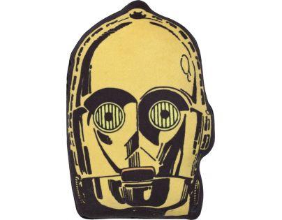EP Line Star Wars Dekorativní polštář C 3PO
