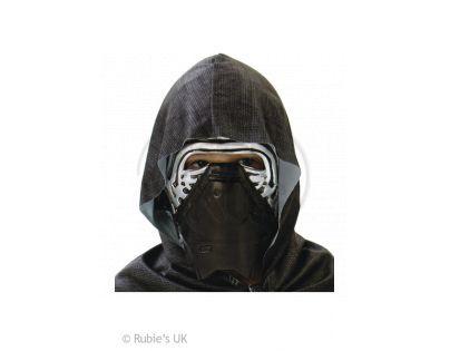 Black Fire Star Wars EP7 Kylo Ren maska