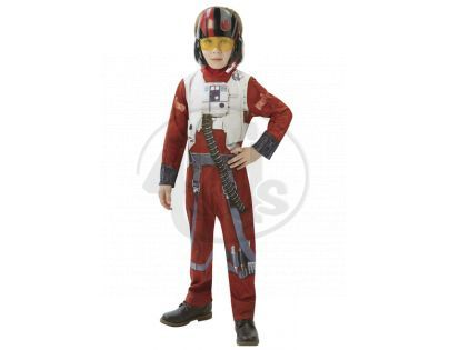 Rubie's Star Wars EP7 X-Wing Fighter Pilot vel. M