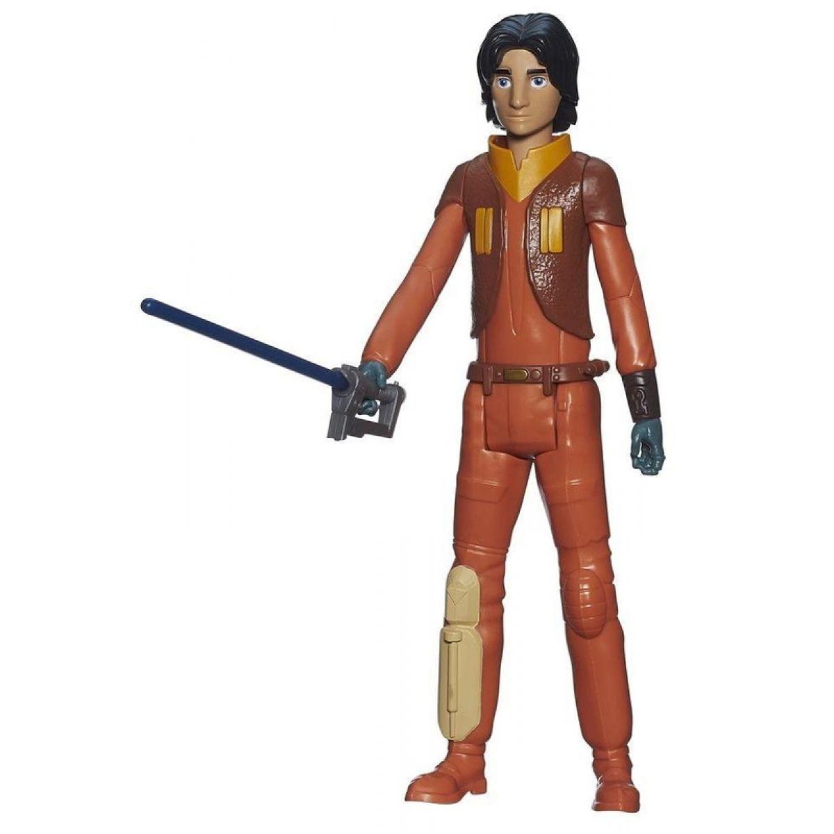 Hasbro Star Wars figurka 30cm - Ezra Bridger