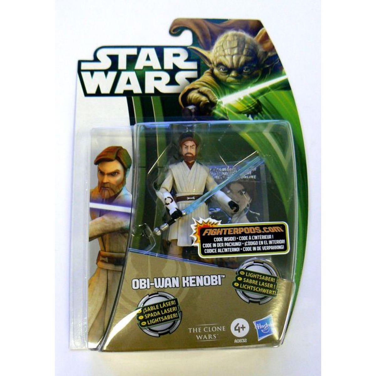 Star Wars figurky clone wars Hasbro 37290 - Obi-Wan Kenobi