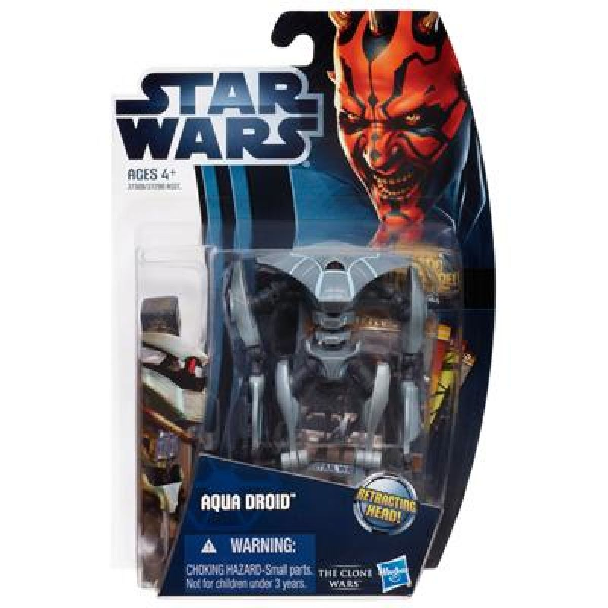 Star Wars figurky clone wars Hasbro 37290 - Republic Commando Boss