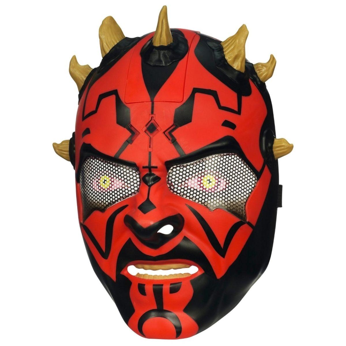Hasbro Star Wars Helma se zvuky - Darth Vader