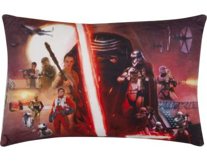 EP Line Star Wars Potištěný polštář Hrdinové