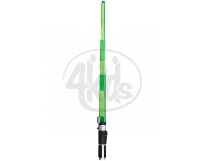 Star Wars Světelný a zvukový meč - Yoda
