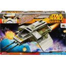 Hasbro Star Wars Vesmírná vozidla II - The Phantom Attack Shuttle 2