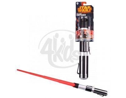 Hasbro Star Wars Vysouvací světelný meč - Darth Wader