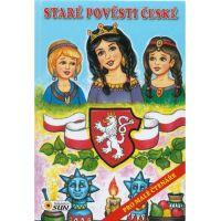 Sun Staré pověsti české pro malé čtenáře