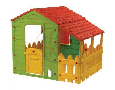Starplast Zahradní domeček Farm House s rozšířením