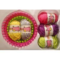 Stav na pletení 3v1