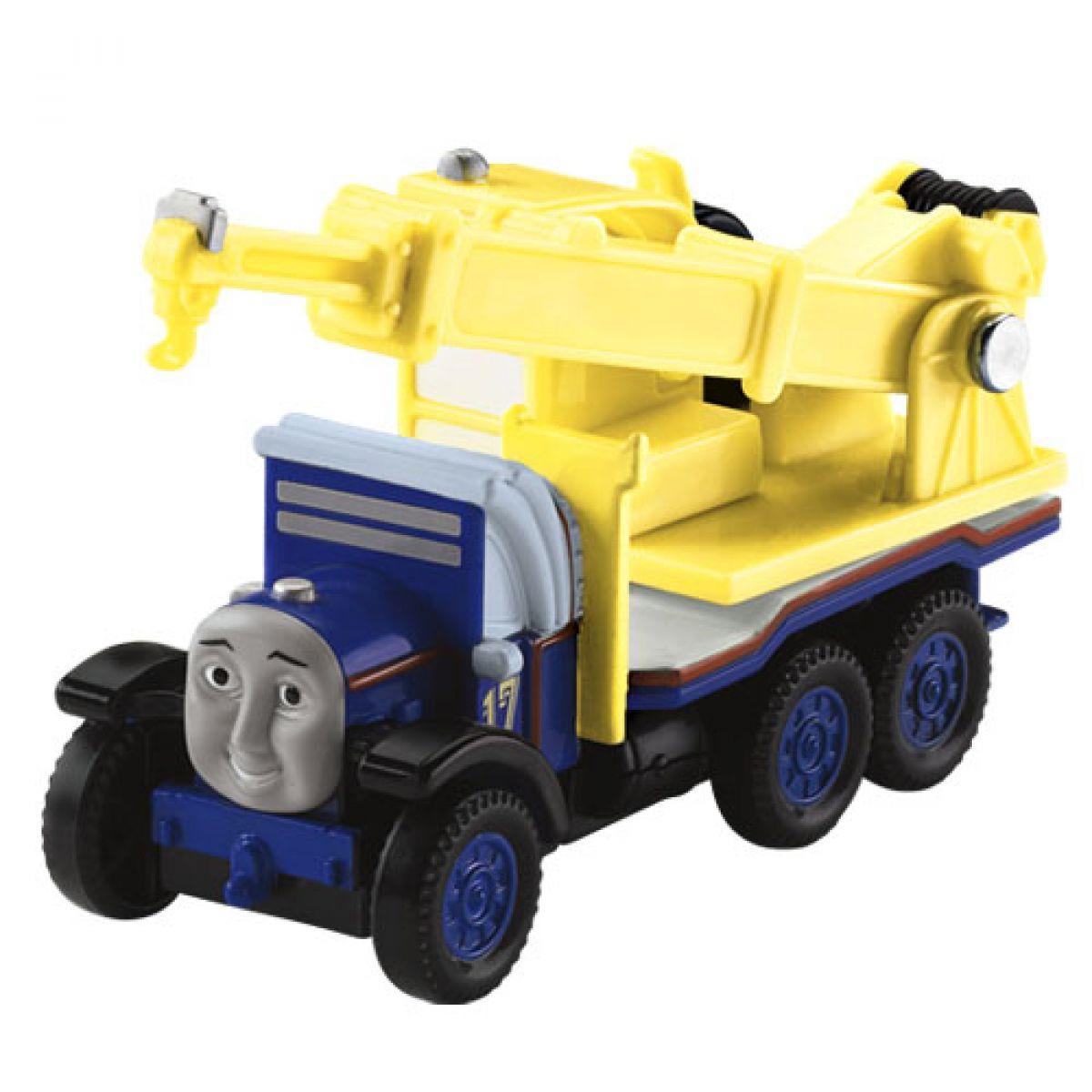 Stavební vozidla Fisher Price T0204
