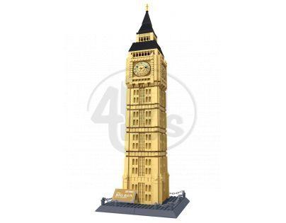 Stavebnice Big Ben 1642 dílků