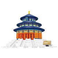 Stavebnice Chrám nebes 1052 dílků (WANGE 8020)