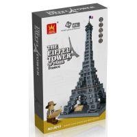 Stavebnice Eiffelova věž 978 dílků (WANGE 8015) 2