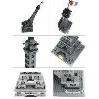 Stavebnice Eiffelova věž 978 dílků (WANGE 8015) 3