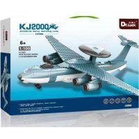 Stavebnice KJ2000 Airborne Early Warning 227 dílků (Dr.Luck JX004) 2