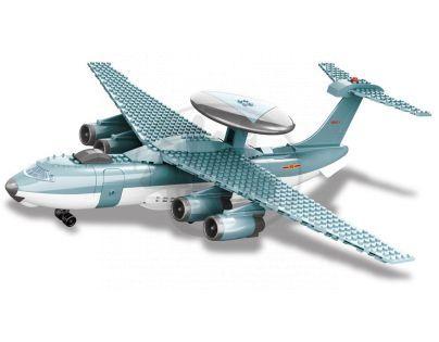 Stavebnice KJ2000 Airborne Early Warning 227 dílků (Dr.Luck JX004)