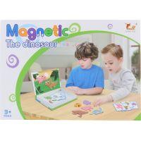 Stavebnice magnetická Dinosauři