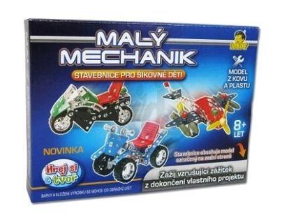 Made 61498 Malý mechanik Dopravní prostředky